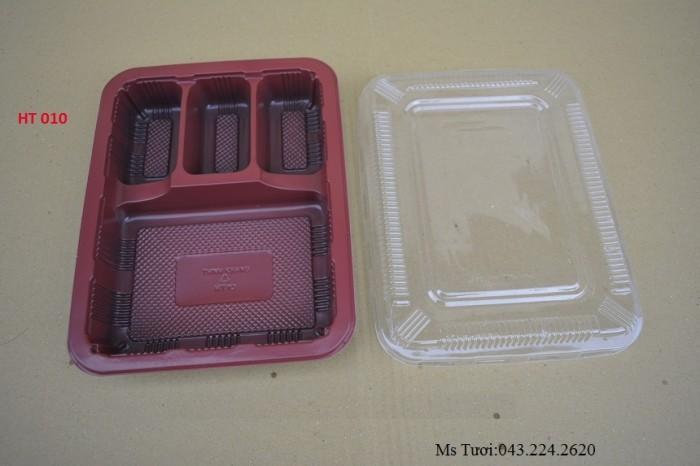 Hộp nhựa đựng shushi, Mỳ ý, hộp nhựa đựng cơm văn phòng dùng 1 lần tại Hà Nội2