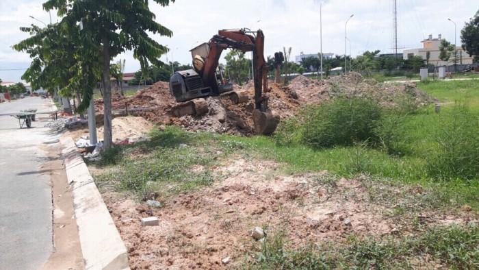Triển khai dự án đất vàng tại Bình Thạnh,DT 4x15,sổ riêng từng nền