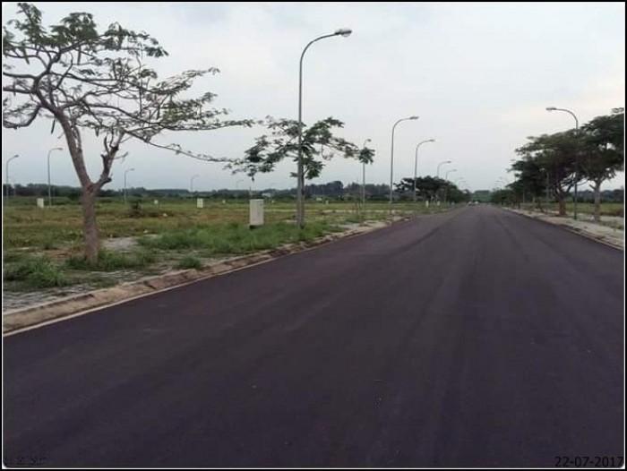 Đất nền dự án liền kề trung tâm thương mại khu tái định cư sân bay quốc tế Long Thành