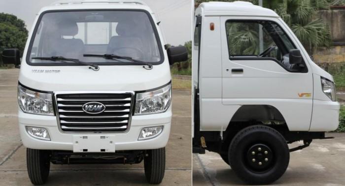 Xe tái VT160 1,5 tấn động cơ Ấn độ