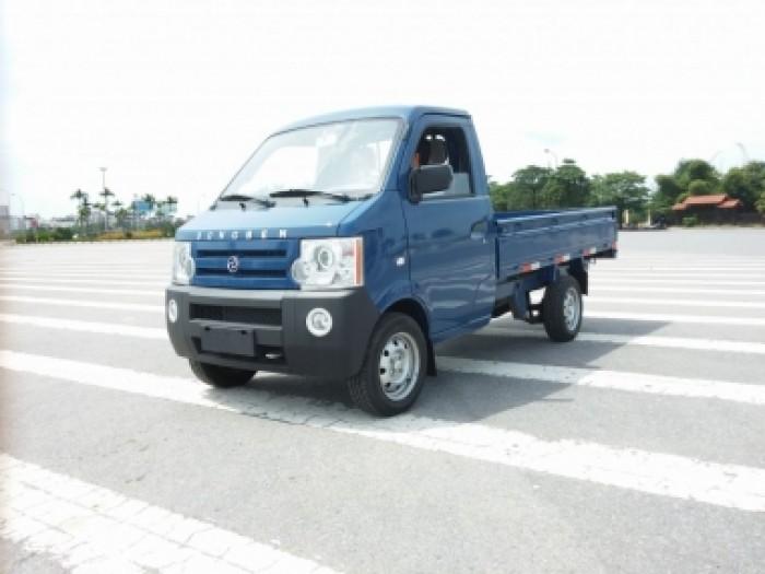 Bán xe tải Dongben 870Kg - Hỗ trợ trả góp 80% giá tốt