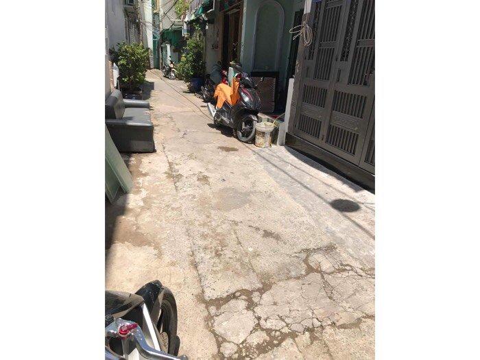 Nhà 1 trệt 1 lầu Phạm Văn Chiêu, Gò Vấp 3,52*16m2