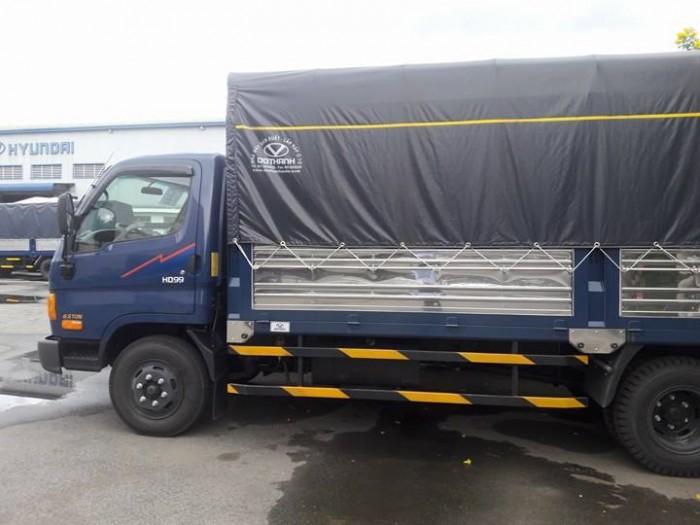 Thông Số Xe Hyundai HD99 6,5 tấn. Giá Xe HD99 6,5 Tấn. Giao Xe Ngay