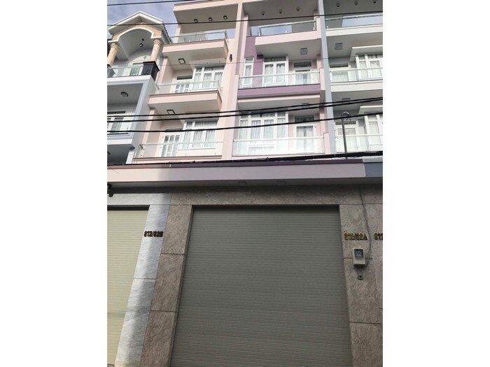 Nhà mặt tiền đường số 20 Quang Trung Gò Vấp