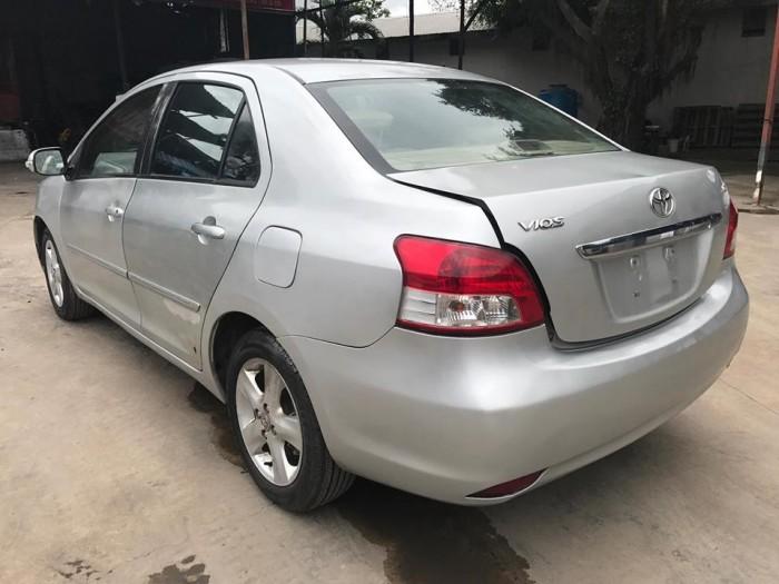 Toyota vios E đời 2008 - 2009