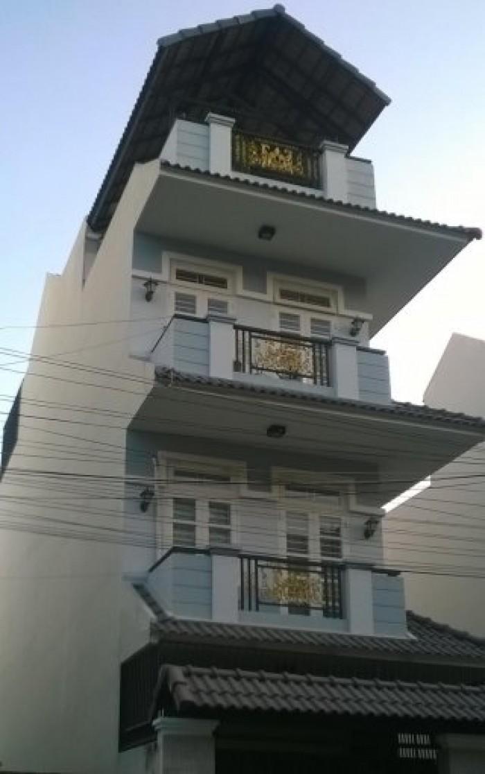 Bán nhà mặt tiền Cao Lỗ Quận 8.Còn hợp đồng thuê 16 triệu/tháng.DT 76m²