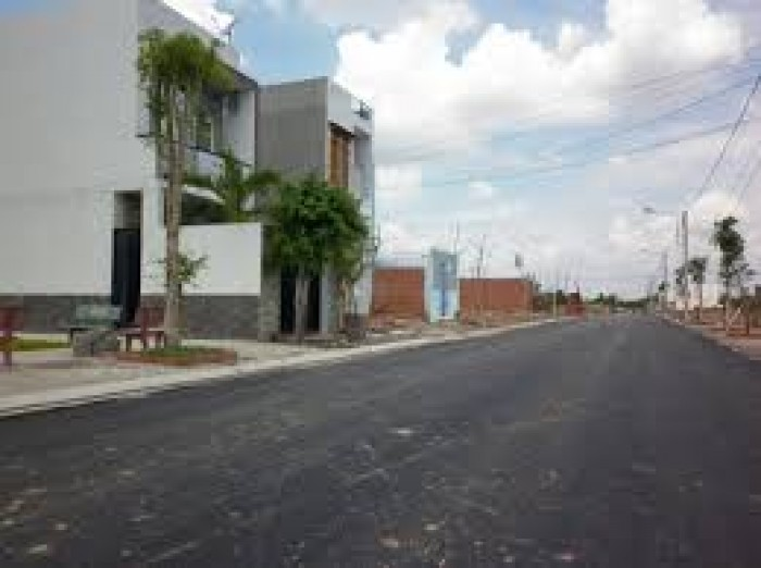 Đất Nguyễn Hữu Trí sổ hồng riêng chính chủ thổ cư 100% giá 100 triệu cần bán gấp