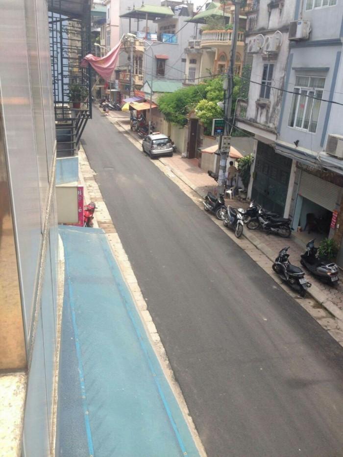 Nhà phân lô Tạ Quang Bửu, quận Hai Bà Trưng, 90m ô tô vào nhà, mặt tiền 4,5m.