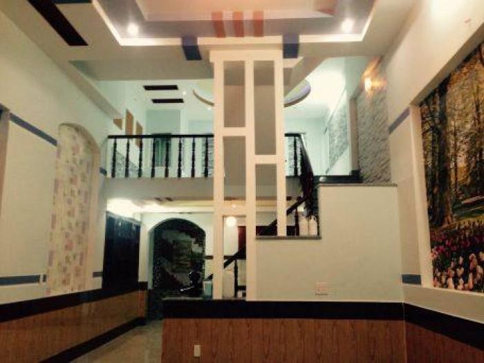 Nhà 1 lầu 1 trệt hẻm 288, huỳnh văn lũy, thủ dầu một,bình dương