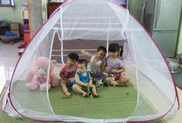 Bảo vệ sức khỏe gia đình khỏi côn trùng gây hại, cho bạn giấc ngủ ngon, êm ái.