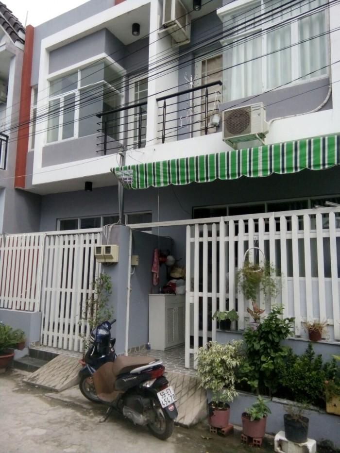 NCần tiền bán gấp 2 nhà mặt phố Liền kề 81m2(8,1x10),2PN,1WC,1PB hẻm xe hơi 6m