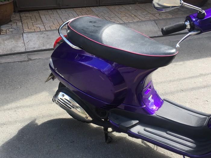 Piaggio Vespa LX 125cc cuối 211 ít có nữ SD kỹ 98%