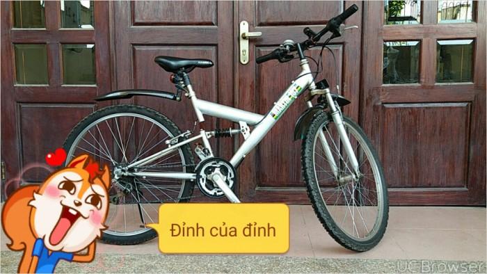 Xe ít đạp chỉ để đạp thể dục cuối tuần