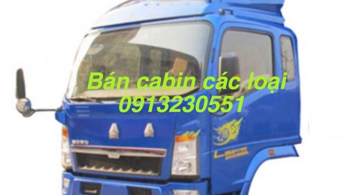 Bán cabin Cửu Long tmt sinotruck tải thùng 3-6 tấn