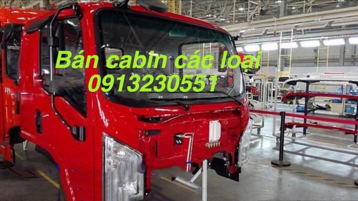 Cần bán cabin isuzu q, n, f đủ màu, cabin hino wu -300