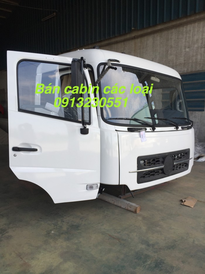 Cần bán cabin dongfeng ben, tải, đầu kéo 160-370 hp