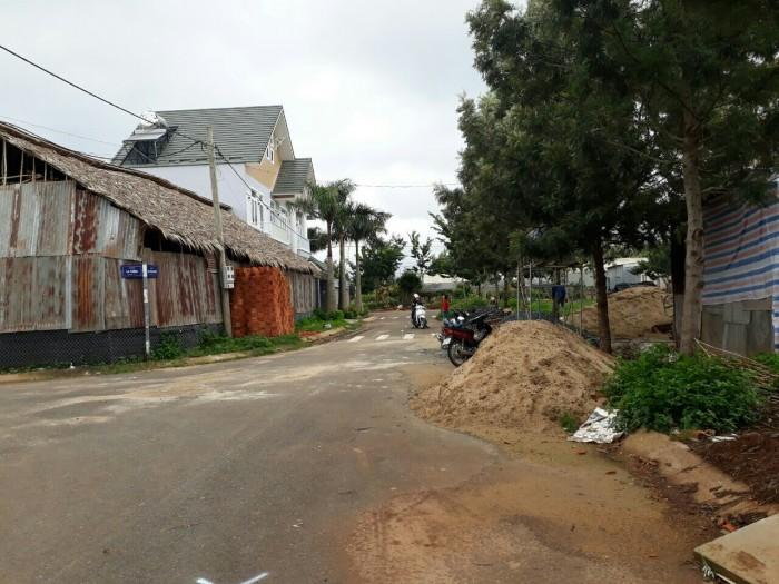 Bán Đất 2 Mặt Tiền Khu Dân Cư Sầm Uất, Trung Tâm Đức Trọng - Lâm Đồng