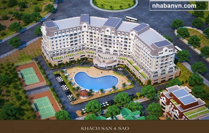 Căn Hộ Khách Sạn – Condotel Golden Bay Cam Ranh
