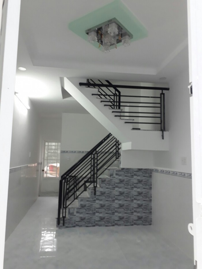 Bán Nhà Tx38 Phường Thạnh Xuân Q12, Dt 3X9M, 1T1L, Giá 625 Tr