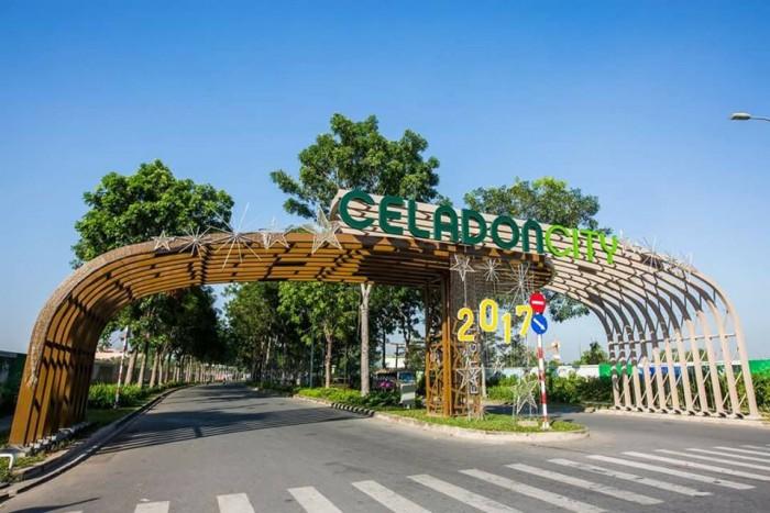 Tận hưởng không gian xanh, nâng tầm sống đẳng cấp chỉ có tại Chung cư Celadon Tân Phú