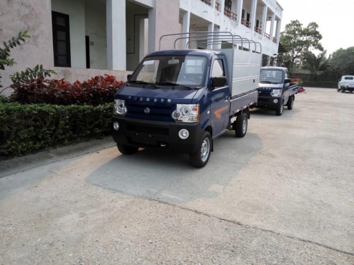 Bán xe tải Dongben 870Kg giá tốt hỗ trợ vay 90%