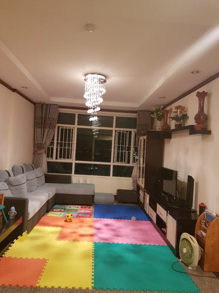 Cho thuê chung cư Hoàng Anh Gia Lai An Tiến 2 phòng ngủ có nội thất đầy đủ 10triệu