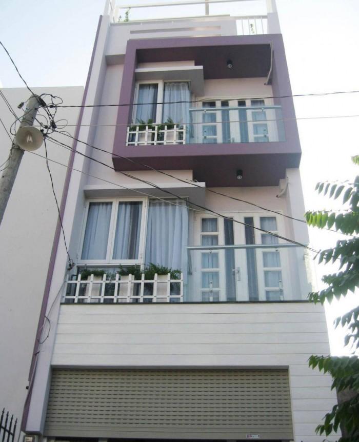 Cần bán gấp căn nhà mặt tiền đường số 3, tân tạo, bình tân.