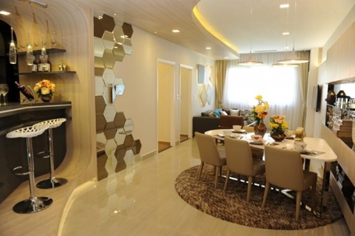 Đi định cư nước ngoài bán lỗ căn hộ Green Valley dt88m2 full nội thất 3,55 tỷ