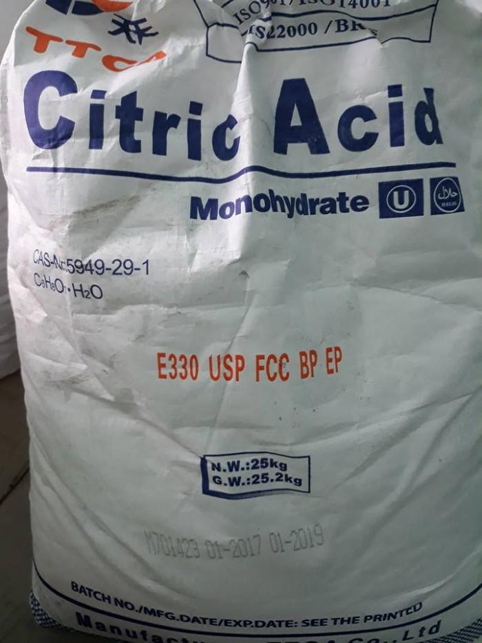 Acid Citric Monohydrate - TTCA China0