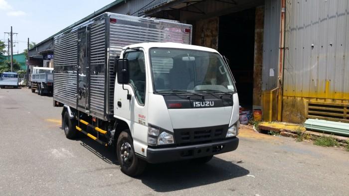 Isuzu nâng tải 2.4 tấn 2.9 tấn chính hãng tại Hải Phòng