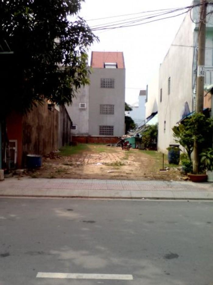 Đất chính chủ Nguyễn Cửu Phú, 550tr/nền, SHR bao sang tên công chứng ngay