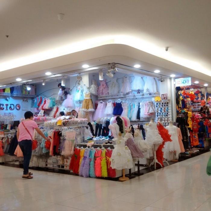 Shop thương mại Saigon Square Q7 giá 200 triệu/shop