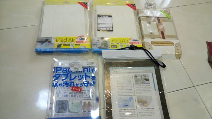 Bao da Ipad & Iphone hàng Nhật mang về .3