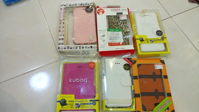 Bao da Ipad & Iphone hàng Nhật mang về .0