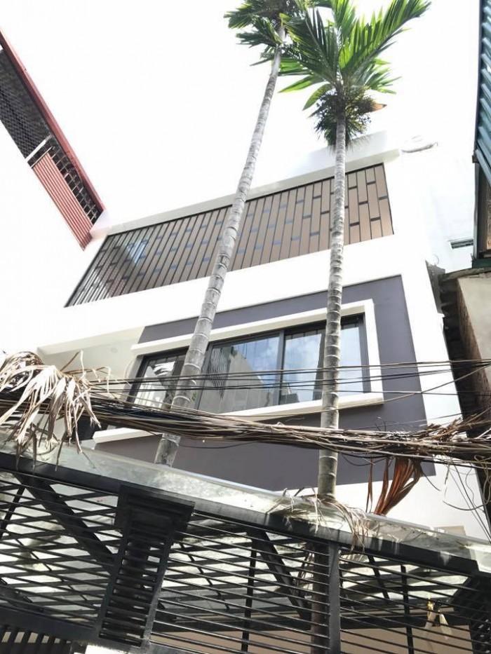 Bán nhà Mặt Phố  Kim Đồng , Hoàng Mai, 34m, MT4 giá 9.2 tỷ.