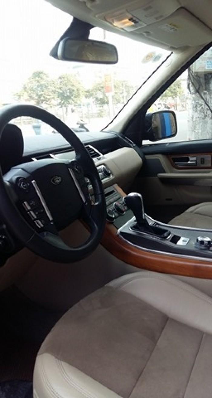 Land Rover RangeroverSportHSE sản xuất 2011 một chủ từ đầu 9