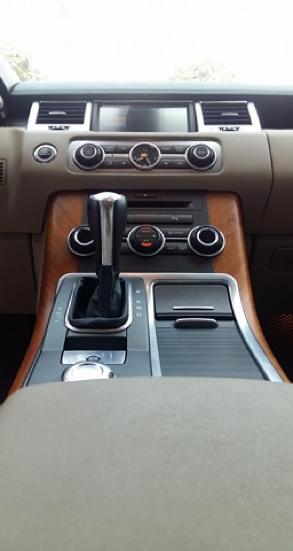 Land Rover RangeroverSportHSE sản xuất 2011 một chủ từ đầu 14