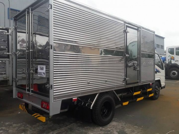 Thông số xe IZ49 2,4 tấn - Giá Xe Tải IZ49 2,4 Tấn Khuyến Mãi Trong Tháng 2