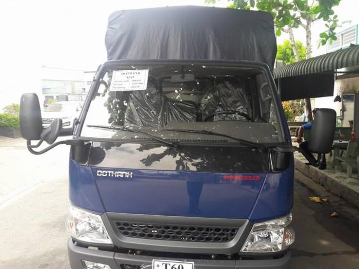 Thông số xe IZ49 2,4 tấn - Giá Xe Tải IZ49 2,4 Tấn Khuyến Mãi Trong Tháng 3