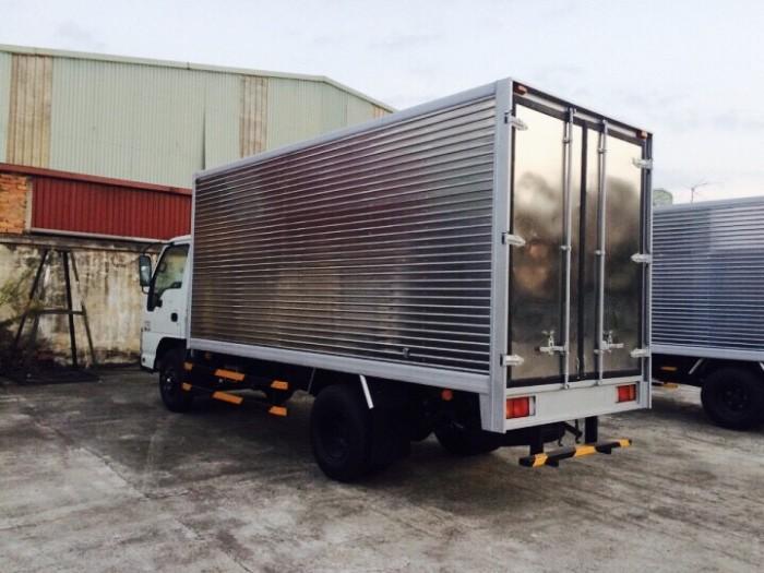 Giá xe tải Isuzu 2 tấn, 2.1 tấn, 2tấn2, 2.5 tấn Việt Phát Hải Phòng