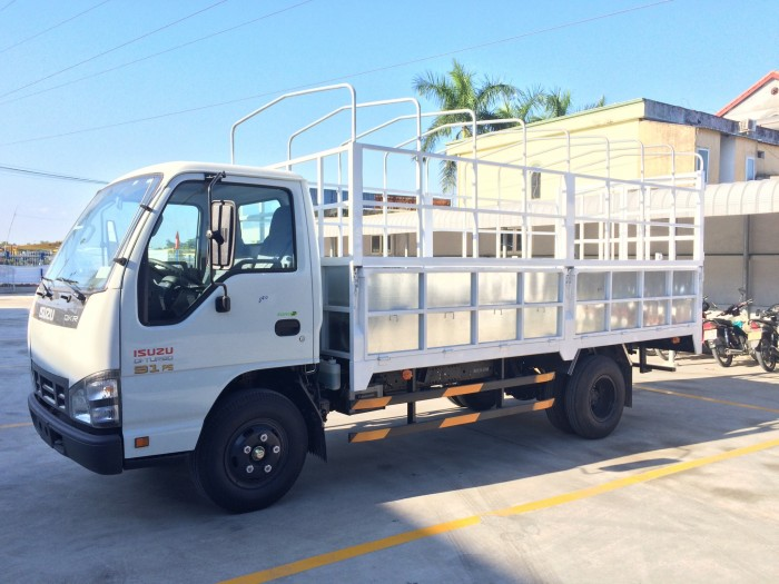 Giá xe tải Isuzu 1.1 tấn - 2.7 tấn Hải Phòng