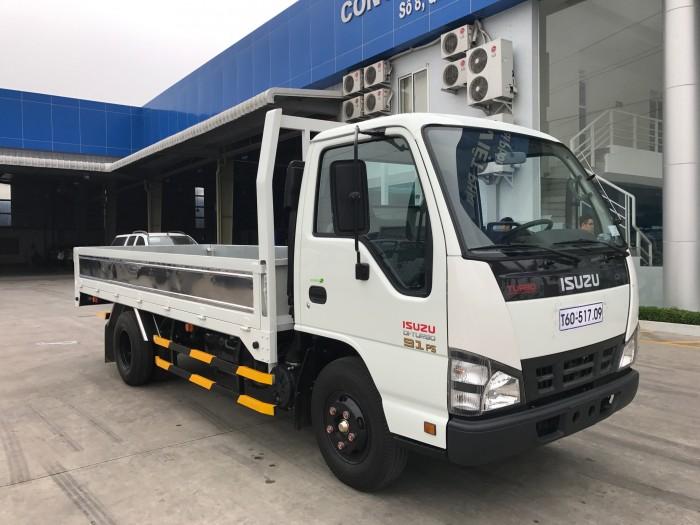 Giá xe tải Isuzu 1T1 - 2T7 Hải Phòng
