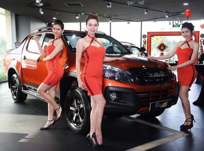 Hãng ô tô Isuzu Hải Phòng bán xe Dmax và tải 1.9 tấn 2.9 tấn