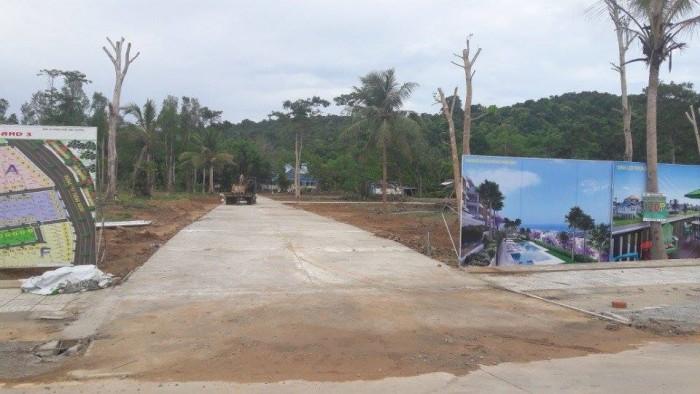 Bán đất nền Phú Quốc, SHR, cam kết sinh lời, chỉ 360 triệu/lô