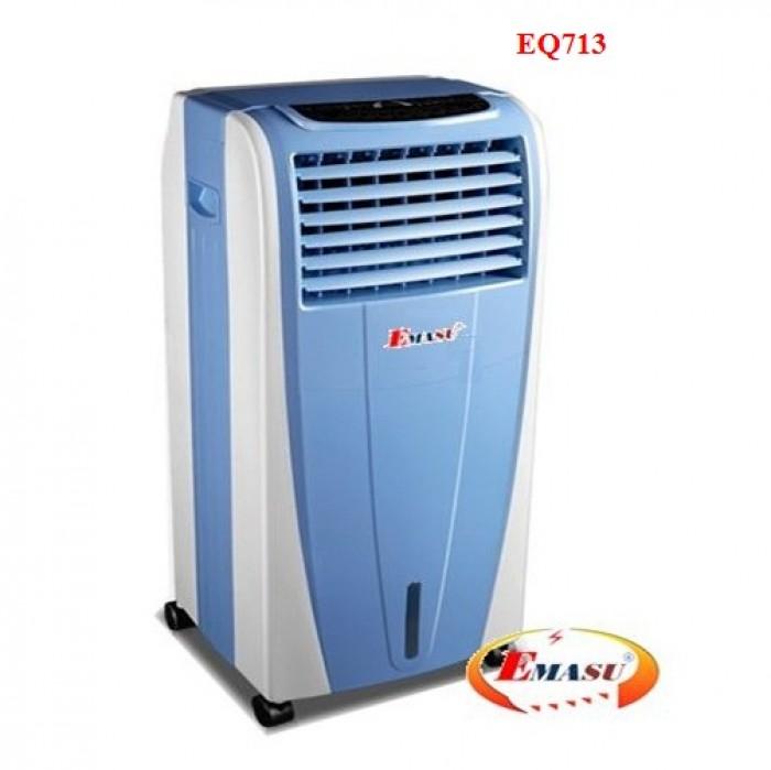 Quạt điều hòa không khí Holtashi HD-55 thách thức mọi thời gian với thùng chứa 42 lít