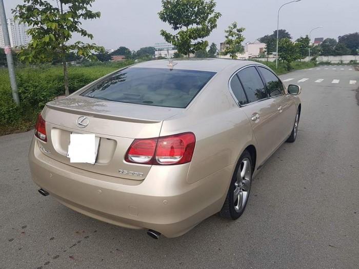 Lexus GS 350 sản xuất năm 2009 Số tự động Động cơ Xăng