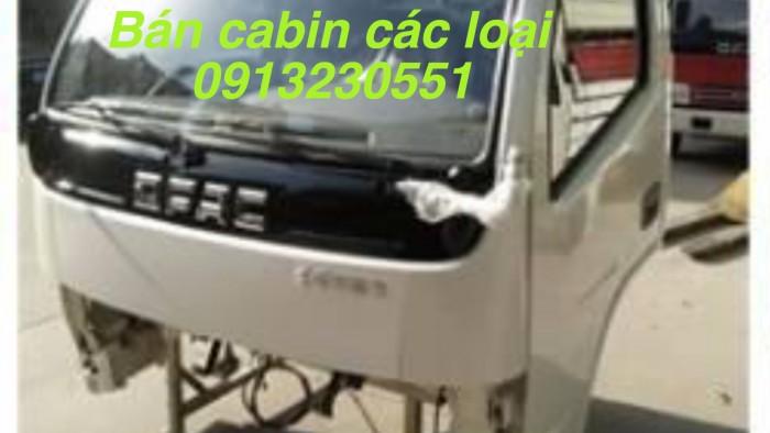Cần bán cabin cuu long tmt 3,5 tấn đơn, trường giang, Việt trung xe tải ben
