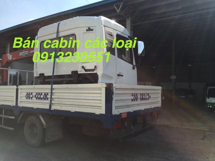 Cần bán cabin dongfeng hồ Bắc 11-18 tấn ben và tải, shacman ben