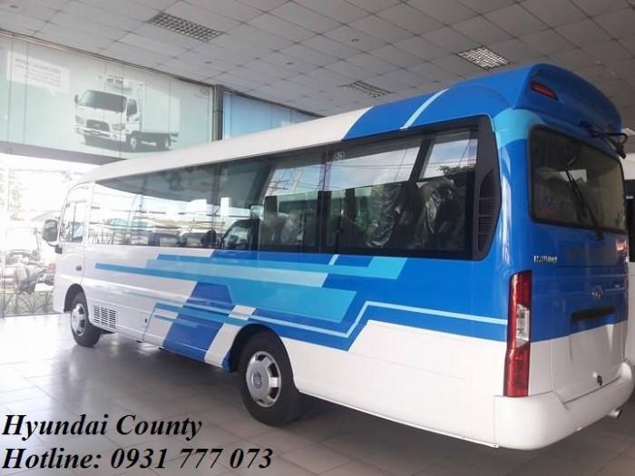 Giá xe Hyundai County 29 chỗ 1