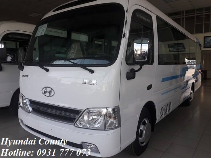 Giá xe Hyundai County 29 chỗ 3